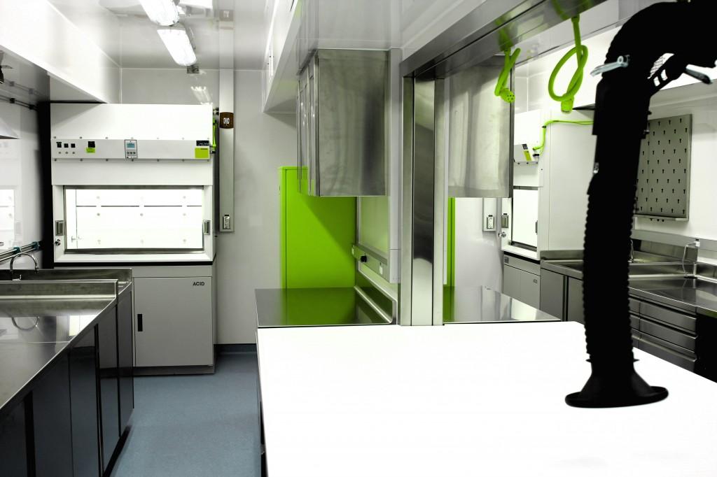 Environmental Modular Lab